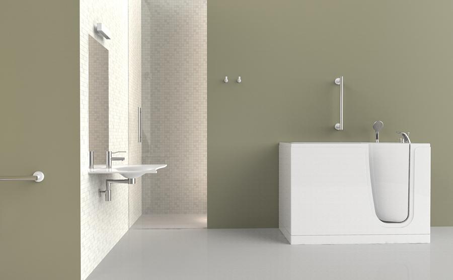 salle de bains pour personnes âgées | goman - Salle De Bain Personnes Agees