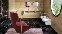 Bagno disabili di design