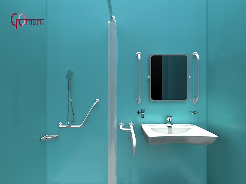 Vasca Da Bagno Piccola Dwg : Bagni disabili dwg idées de design d intérieur