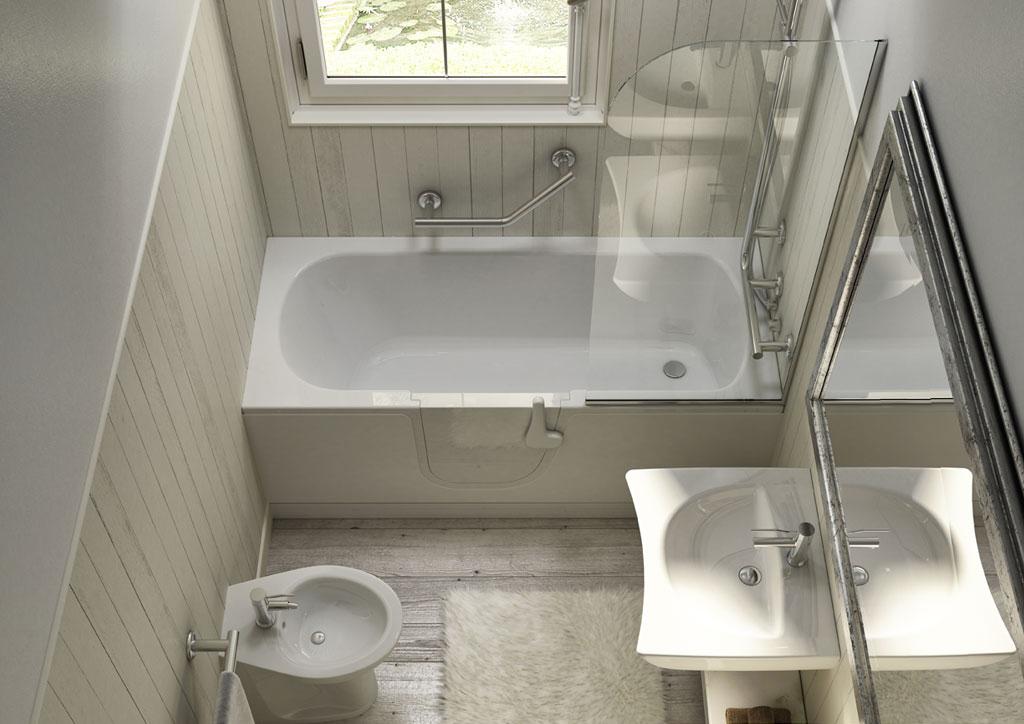 Bagno elegante, comfort e di design Goman srl