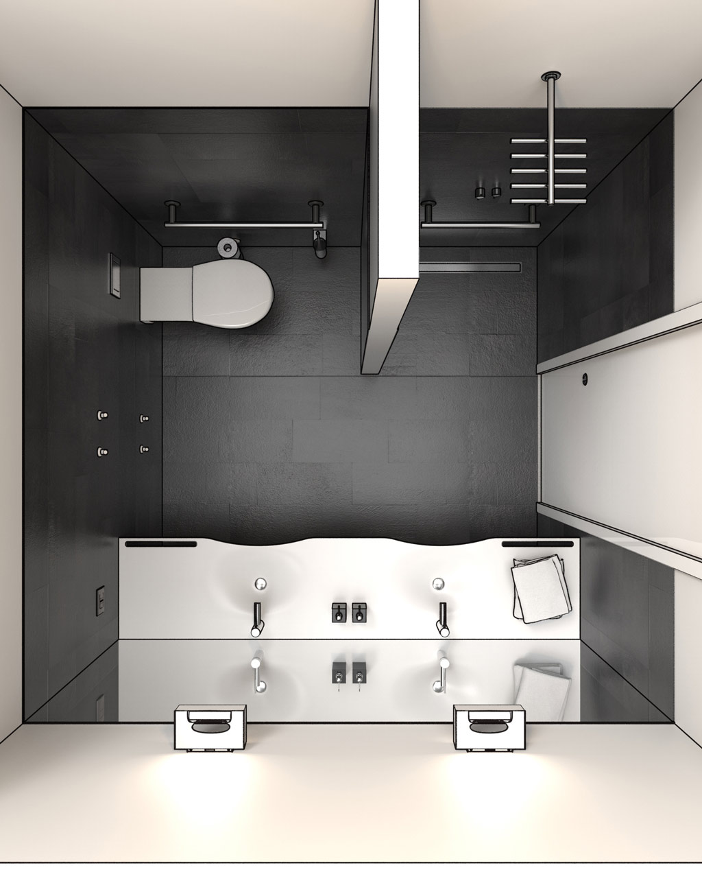 52 tutorial bathroom 3d render with video tutorial for Disegnare bagno 3d gratis
