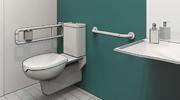 WC per bagno di ospedale