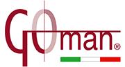 Logo Goman Bagni per Disabili