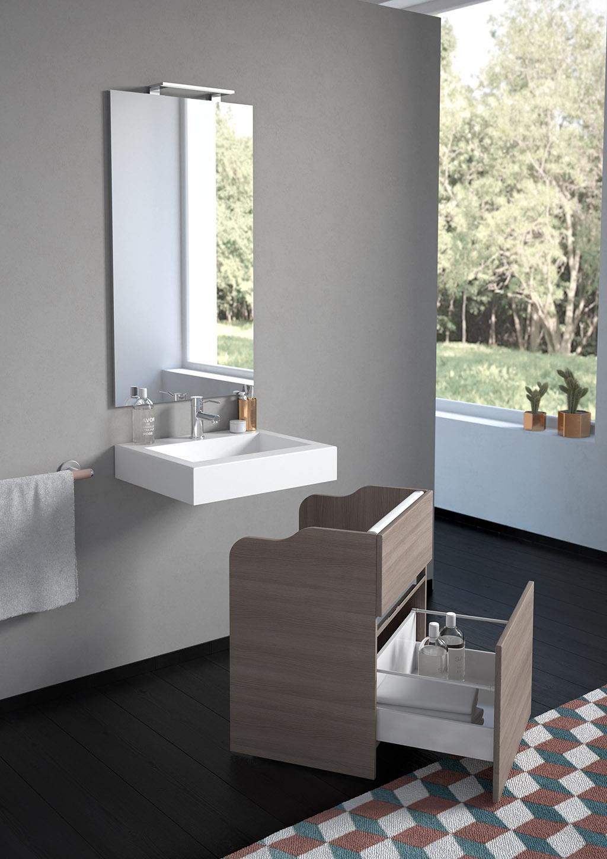 Meubles Salle De Bain Personnes Handicapées new age, le meuble pour la salle du bain   goman