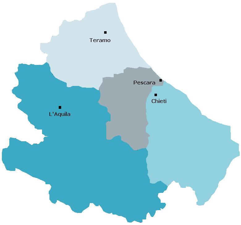 Cartina Muta Dell Abruzzo.Agenti Vendita Accessori Bagni Disabili Abruzzo Goman