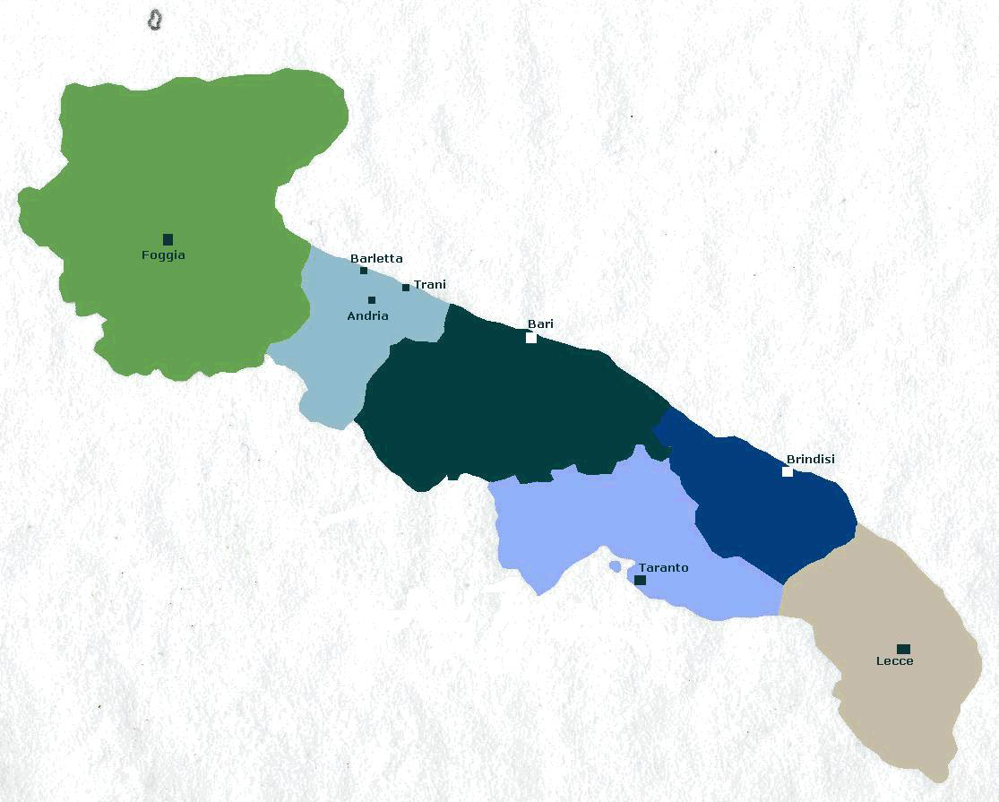 Responsabili vendita bagni disabili e accessori in Puglia