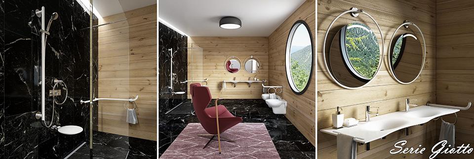 bagni per disabili di design