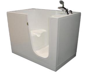 Vasche Da Bagno Apertura Laterale Misure : Vasca con porta per anziani goman
