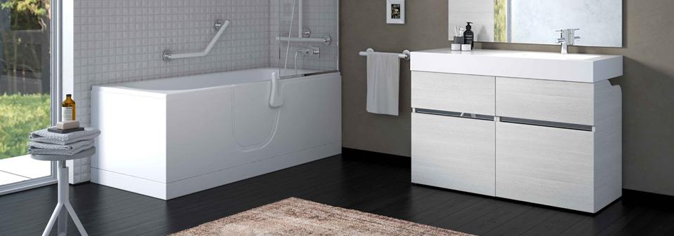 Mobile per il bagno New Age